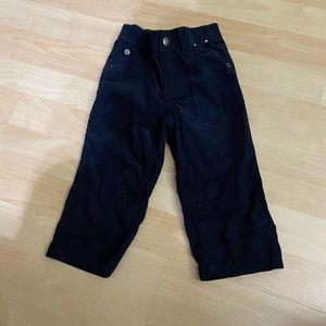 New Gymboree Boys Navy Corduroy Pants 12-18M
